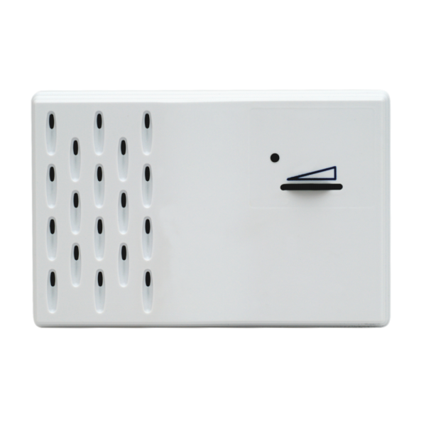 Analogový a digitální senzor kvality vnitřního vzduchu s kolečkem a LED indikací