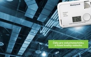 Detektory CO a nebezpečných plynů