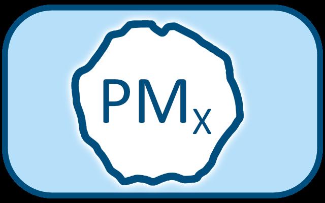 prachové částice PMx