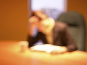 Projevy vydýchaného vzduchu - ztráta koncentrace