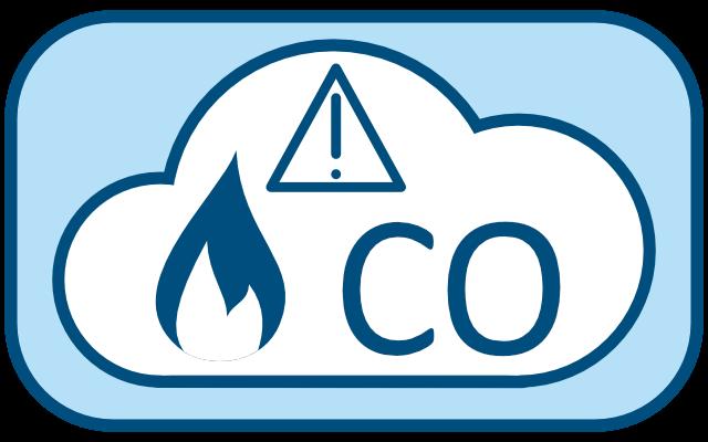 CO = oxid uhelnatý